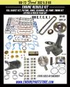 68-86 Ford 5.0 302 engine rebuild kit